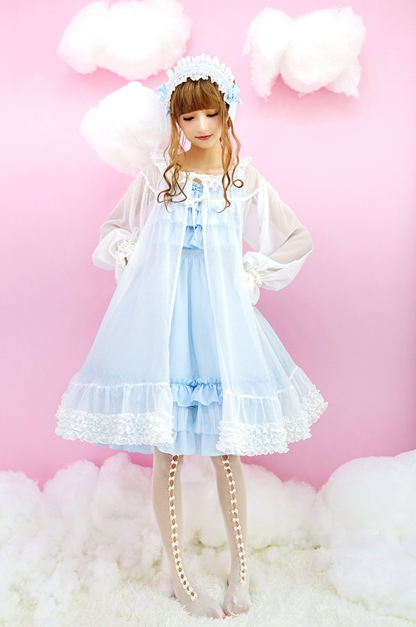 The #Deadline To Preorder Little Dipper 【-Tasya-】 Lolita Outlayer Dress Is Tomorrow (Sep. 18th)  ◆ Shopping Link &gt;&gt;&gt;  https://www. lolitawardrobe.com/little-dipper- tasya-sweet-classic-lolita-outlayer-dress_p3078.html &nbsp; …  <br>http://pic.twitter.com/edYG6wQXNJ