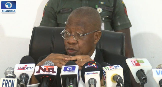 Lai Mohammed says IPOB uses fake videos of mass killings from other parts of Africa & doctored to look current, to mislead int'l community to win support.