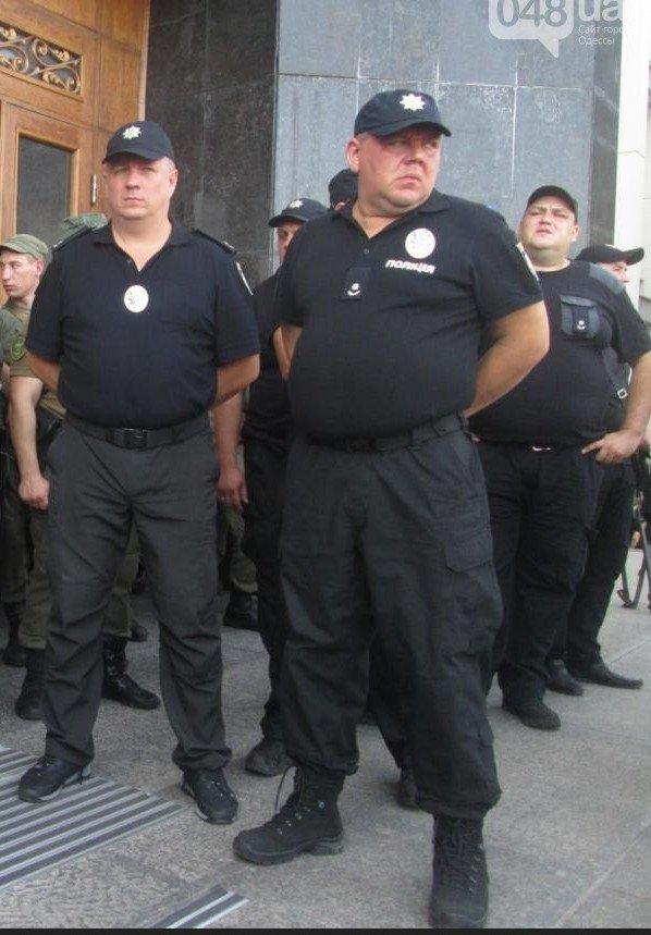"""Более половины личного состава одесской """"Муниципальной стражи"""" являются ветеранами АТО, – Луценко - Цензор.НЕТ 750"""