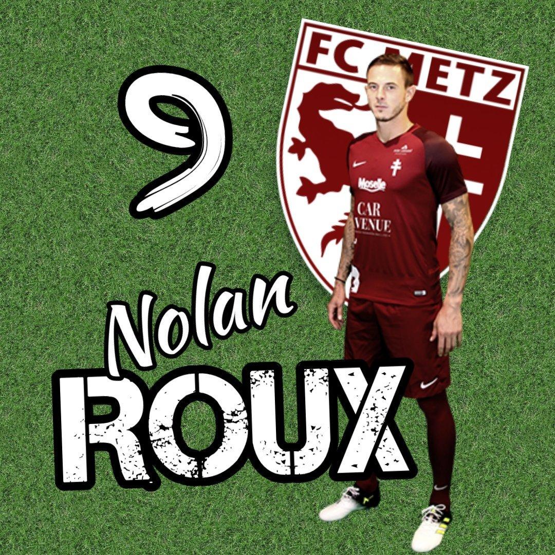 Gggggoooooaaaaaalllll @FCMetz  Noooollllaaaaaaannnnn Rrrrroux we will we rock we will we score Roux!!!! #SCOFCM <br>http://pic.twitter.com/f9Yp3vKhhZ