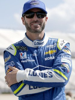 Happy Birthday to the one and only Jimmie Johnson!