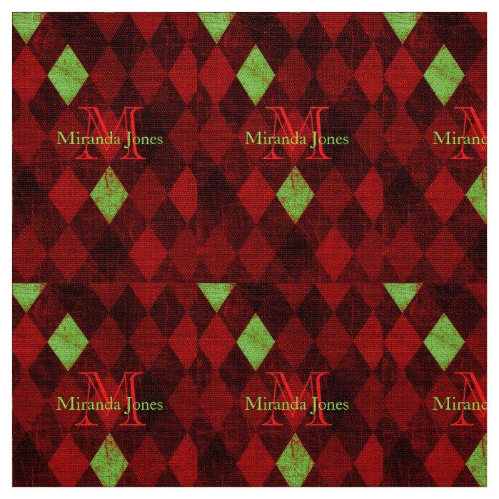 Antique Diamond Pattern Monogram Custom Printed #Fabric   https://www. zazzle.com/pd/spp/pt-zazz le_fabric?dz=3e68d840-81b8-4506-9bb9-1bf673a43338&amp;clone=true&amp;pending=true&amp;size=yard&amp;media=polywoven&amp;design.areas=%5Bzazzle_fabric_58x36_front%5D&amp;rf=238307052646677511 &nbsp; … <br>http://pic.twitter.com/kh6XhmkDOg