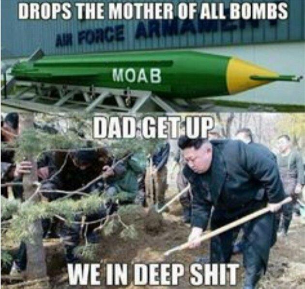 What should be going through Kim &quot;Rocket Man&quot; Jong Un&#39;s mind at the moment...  #Rocketman #NorthKoreaNukes  @lonestarmango<br>http://pic.twitter.com/WRyd9PbtxY