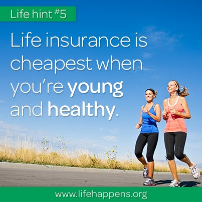 For life insurance leads