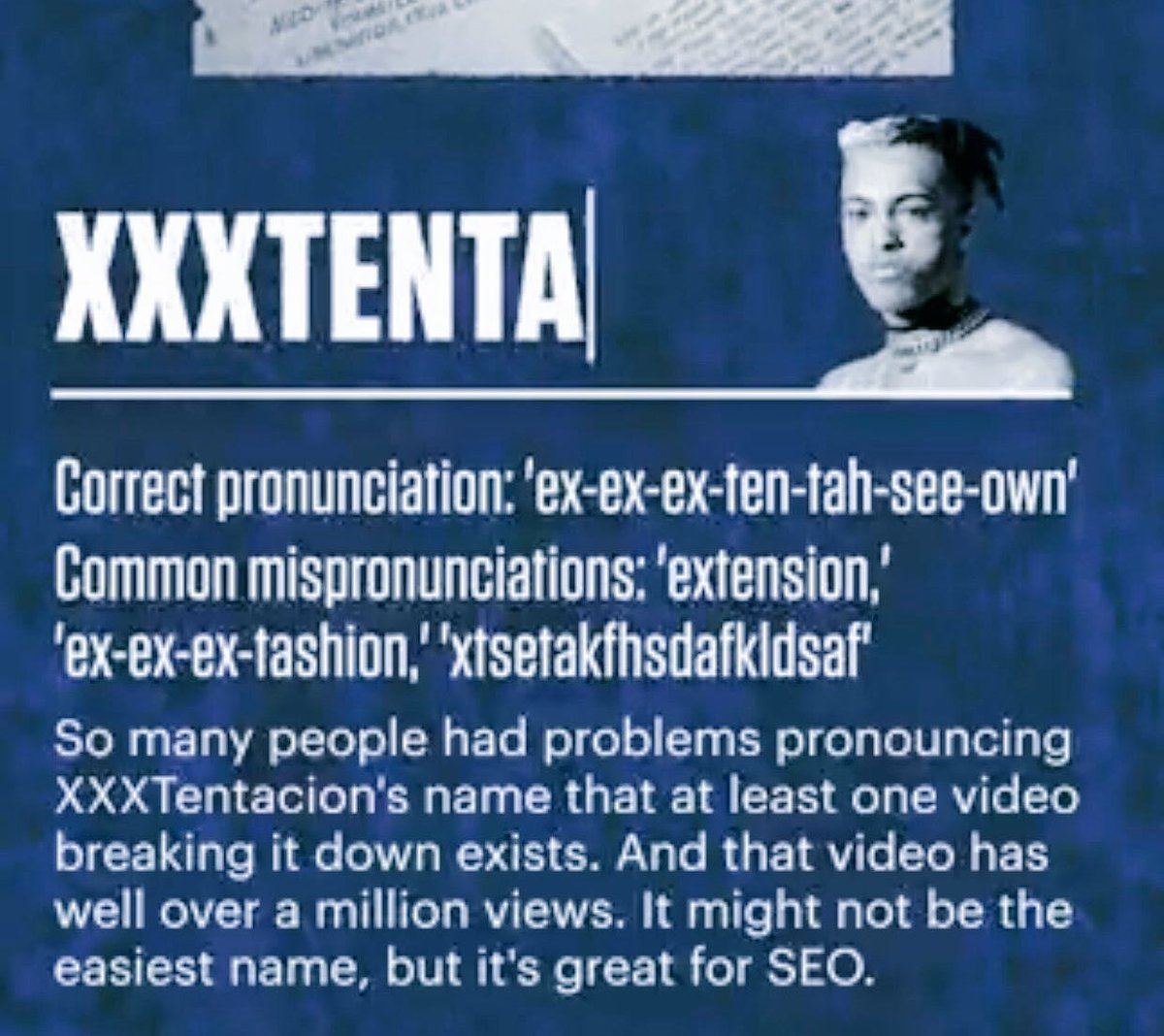 On snapchat this morning and @Complex is out here teaching the kids good #SEO #SearchEngineOptimization @xxxtentacion #stillcantpronounceit<br>http://pic.twitter.com/Q35ZGfvMfB