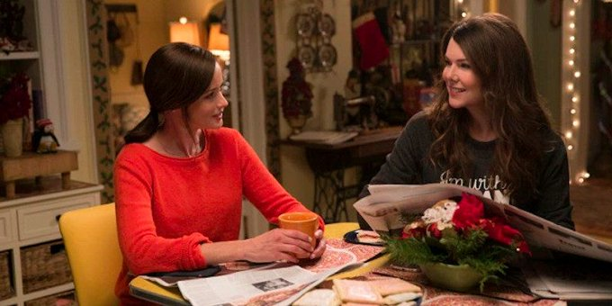 Gilmore Girls\ Cast Wishes Alexis Bledel Happy Birthday And It\s All The Feels