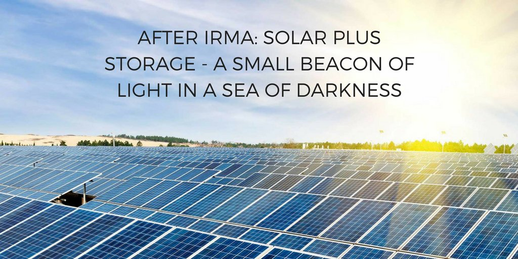 Discover how #solar #energy came in handy during Hurricane Irma  http:// ow.ly/28vc30fdBga  &nbsp;   #renewable #sustainability <br>http://pic.twitter.com/uLMsE3H00f