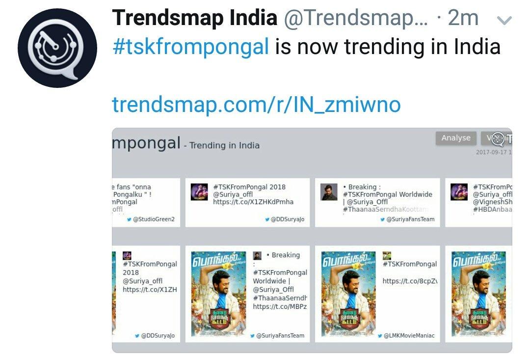 Trends in india