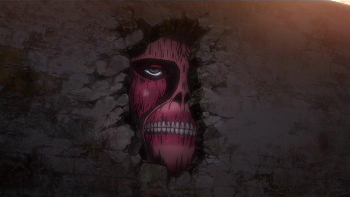 Атака титанов 2 сезон субтитры