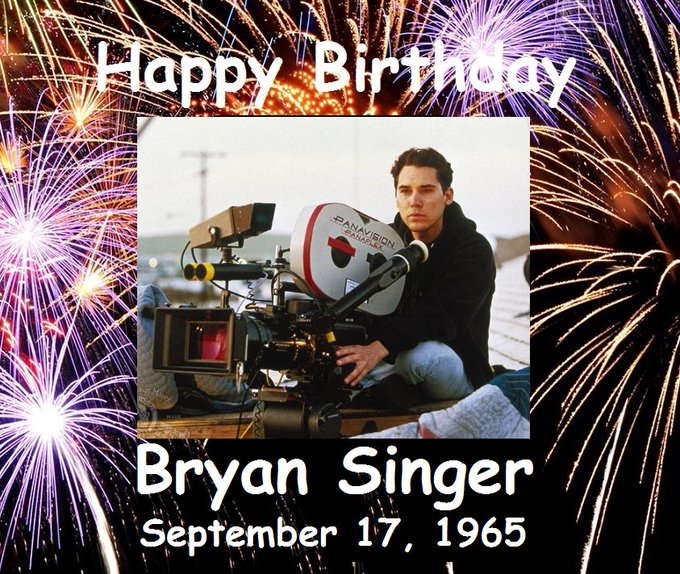 Happy Birthday Bryan Singer !
