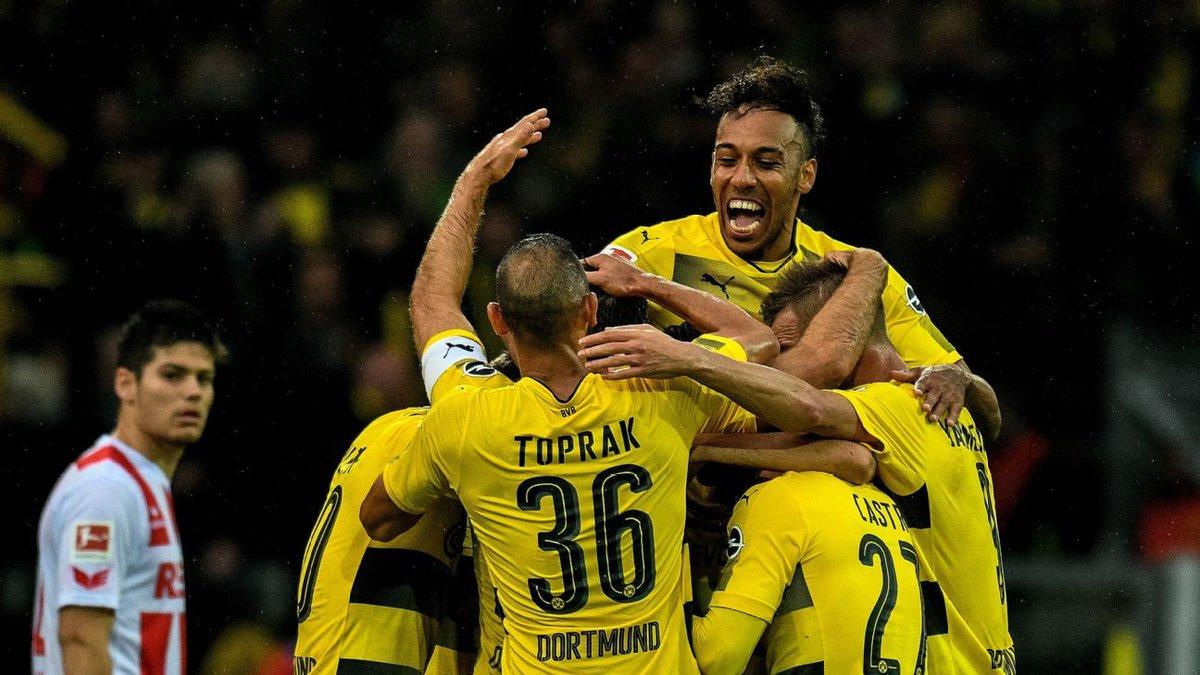 Video: Borussia Dortmund vs Cologne