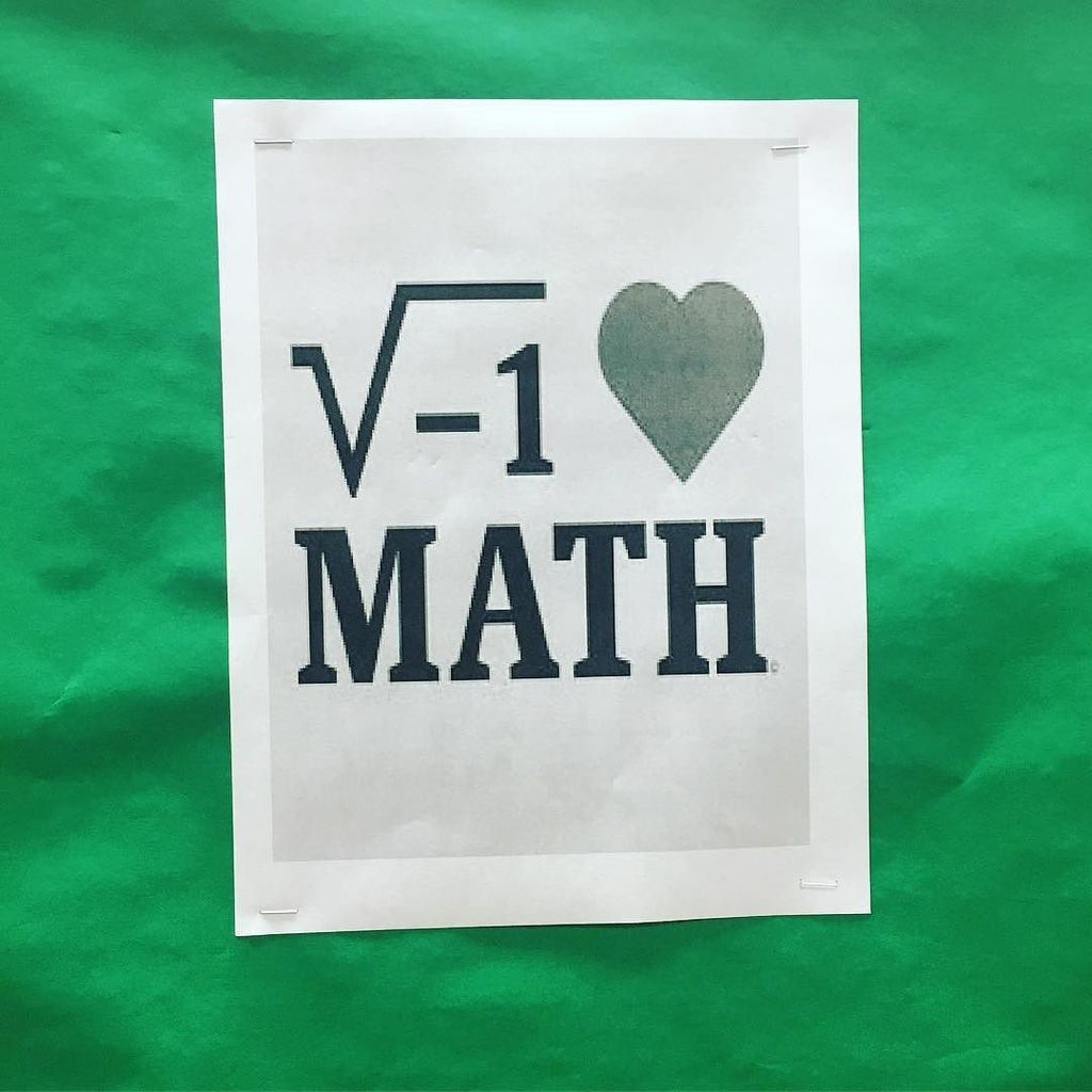 the development of my love for math How i help all my students to be good at math a math teacher explains how she emphasizes effort over achievement and to instill in them a love of learning.