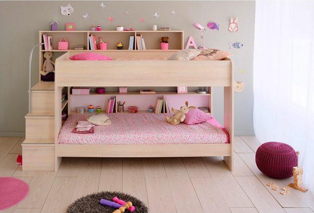 Kids beds with slides