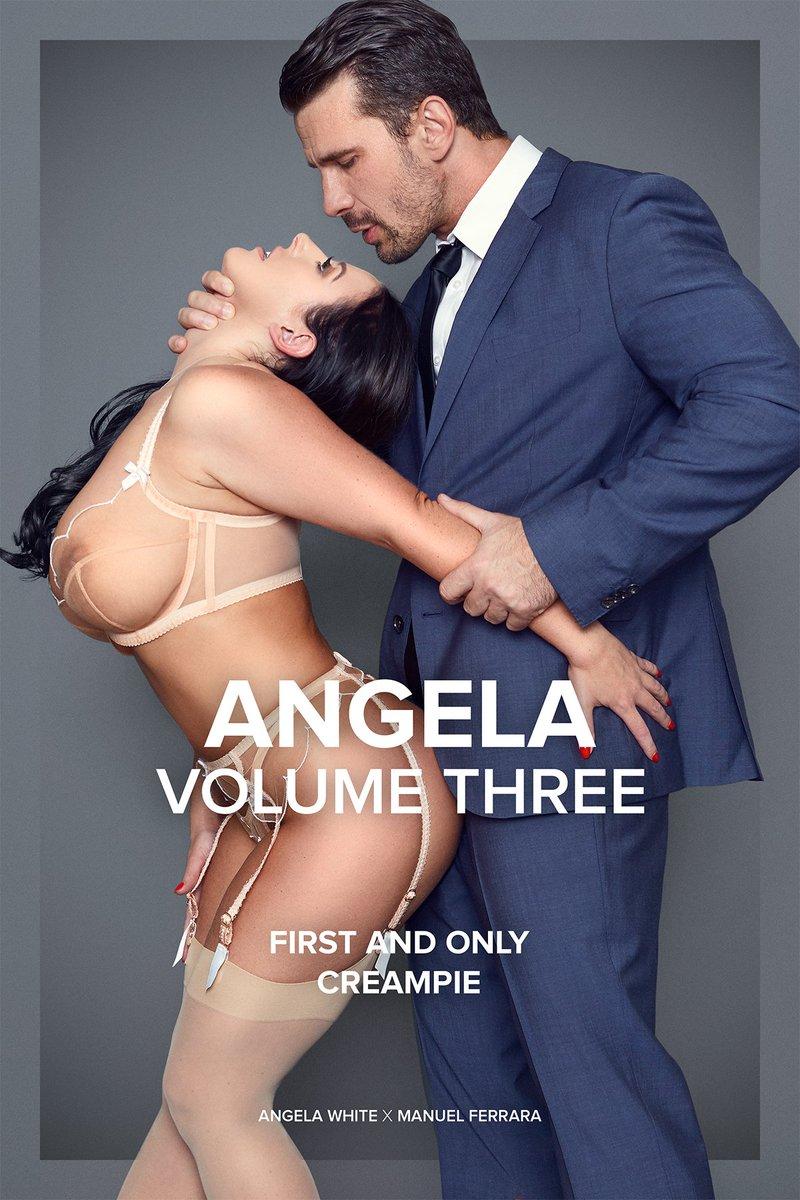 """Angela White Cream Porn angela white on twitter: """"my first creampie with"""