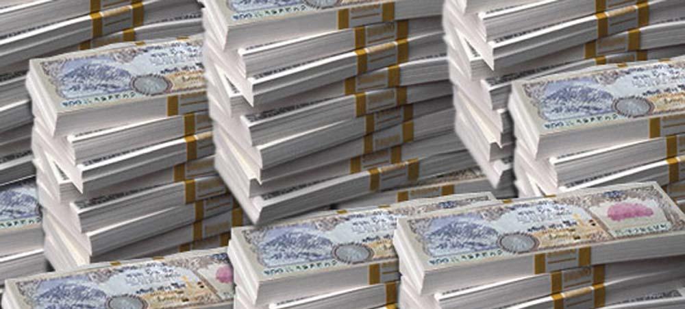 राज्यकोषको दहन गर्दै कार्यकर्तालाई १० करोड वितरण