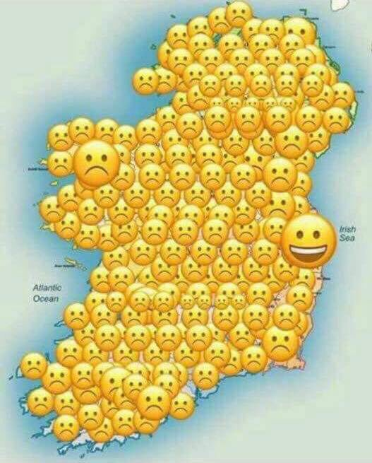 This is what #Ireland thinks of @DubGAAOfficial win over @MayoGAA . Bad day for @officialgaa with poor #referee yet again. <br>http://pic.twitter.com/cMVZDYTSB6
