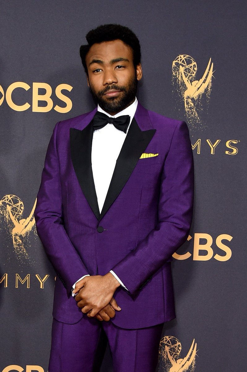 Donald Glover is the FIRST Black director to win Outstanding Director for a Comedy Series.   #Emmys
