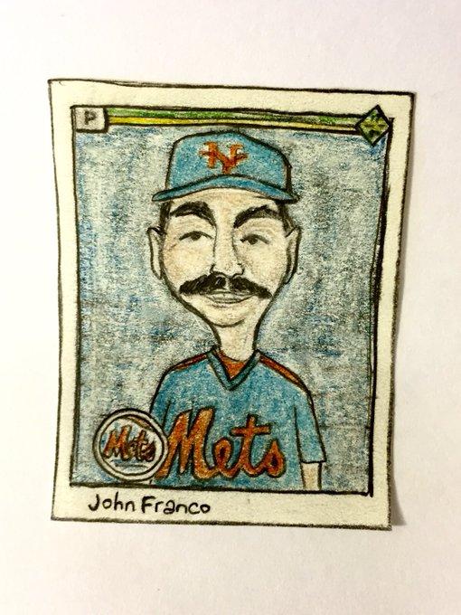 Wishing a happy 57th birthday to John Franco!