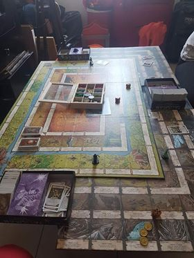 David Shevchenko had to buy a bigger apartment to fit all his #Talisman expansions in! We love hearing Talisman tales. #SundayShare <br>http://pic.twitter.com/R0Q5TSlYe5