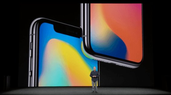 Twitter's best reactions to the iPhone X reveal https://t.co/8d02dDjSrA #appleevent