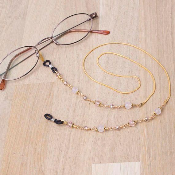Glass eyeglasses 7066