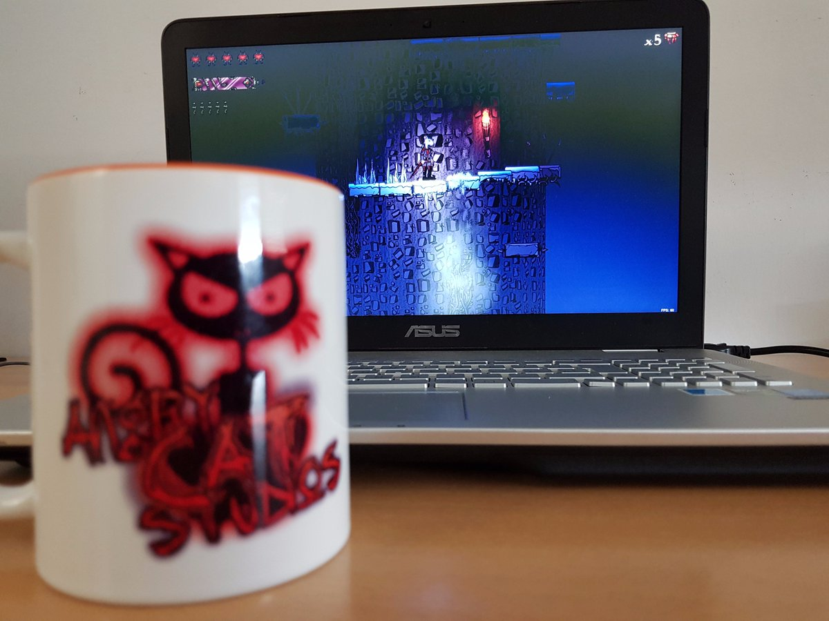 Building a tower /w a coffee ;) #indiegame #indiedev #madewithunity #indiegamedev #gamedev #developer #gdwc #pc #Steam #puzzle #platformer<br>http://pic.twitter.com/H8MWKF8ajz