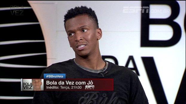 No Bola da Vez, Jô diz que Rodrigo Caio deu uma lição: 'Eu me policio agora para ser o mais sincero possível' https://t.co/eL5fU2nGqR