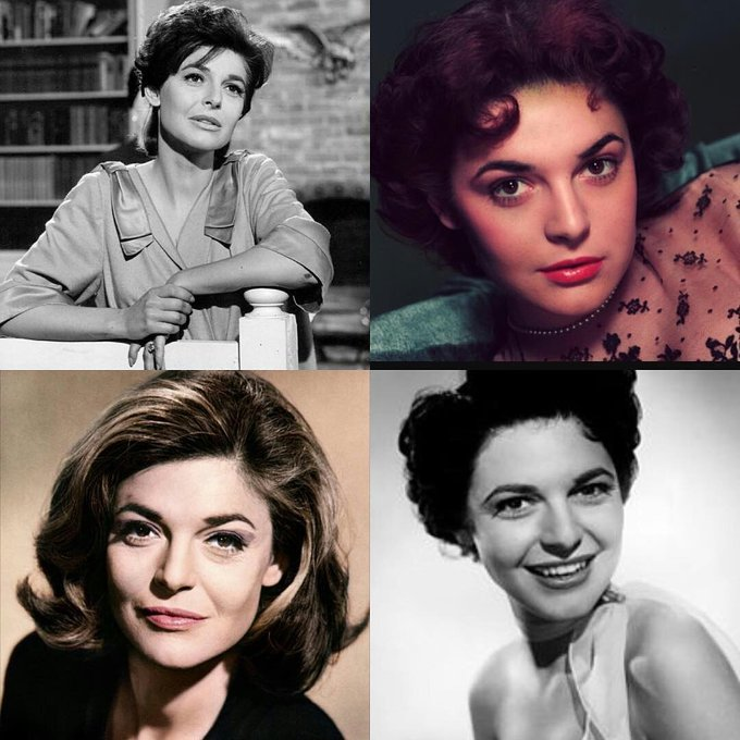 Happy Birthday to the great Anne Bancroft. She would have been 86 today.