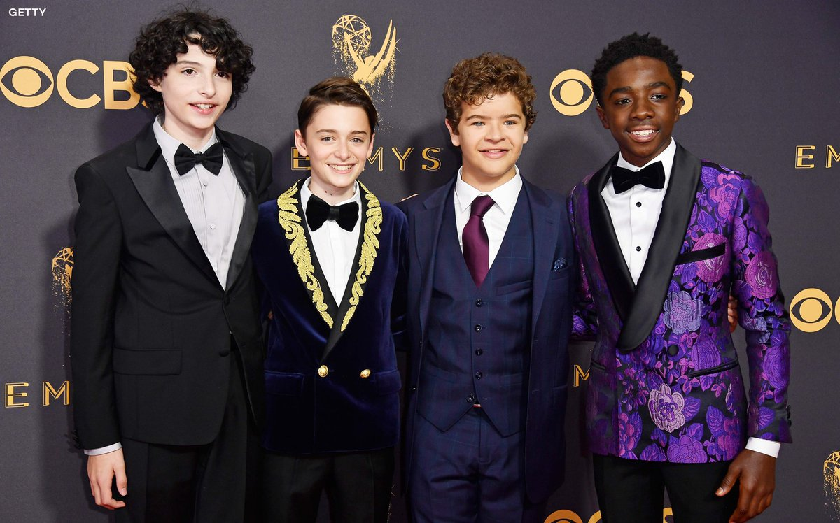 Hawkins A/V Club Yearbook Photo #Emmys  #StrangerThings https://t.co/c...