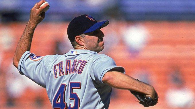 Happy Birthday John Franco!