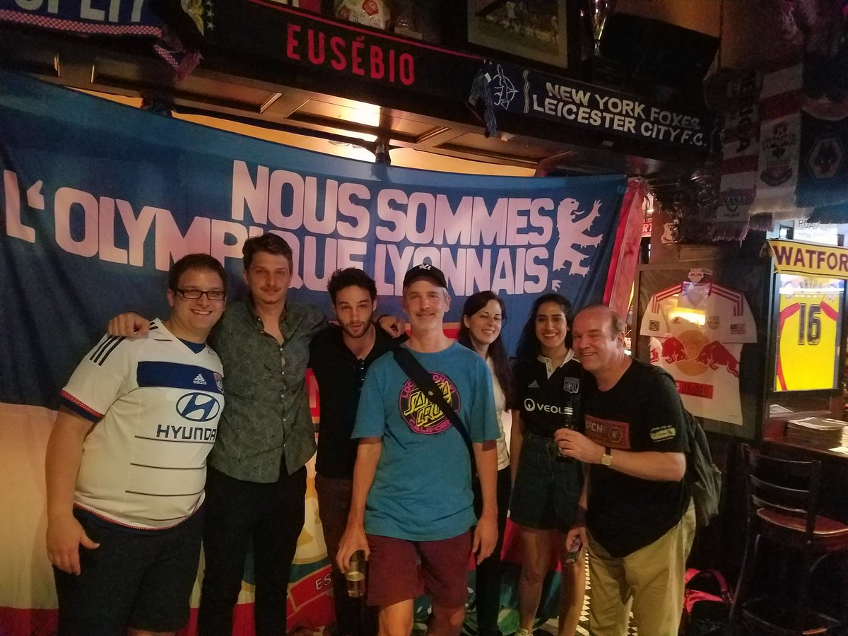 Bad result today, but #LesGonesNYC was happy with how @OL played. Hope to see Lyon put that effort in every week! #TeamOL #PSGOL @FFactoryNY<br>http://pic.twitter.com/8FtZBacjJF