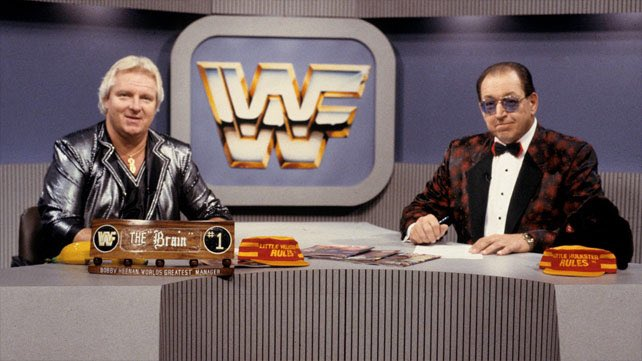 The Brain and Gorilla are reunited once again. RIP Bobby Heenan https://t.co/0Abgu91Rum