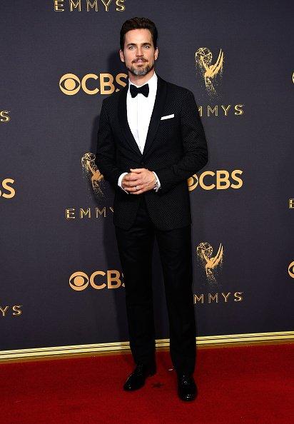 Matt Bomer arrives at 69th Annual Primetime Emmy Awards https://t.co/spn9WQdU73