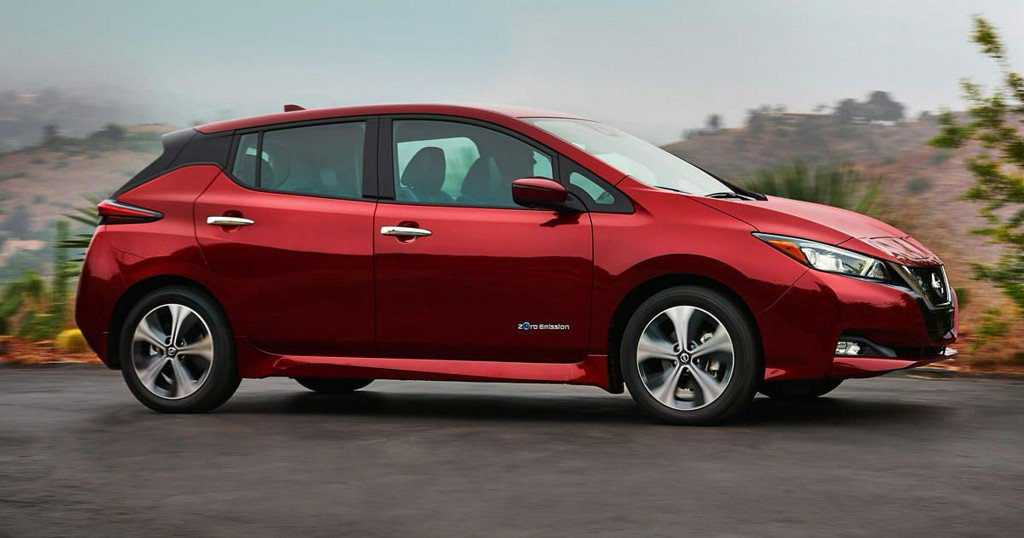 The 2018 Nissan Leaf Will Get 150 Miles Per Charge And A Longer Range Version