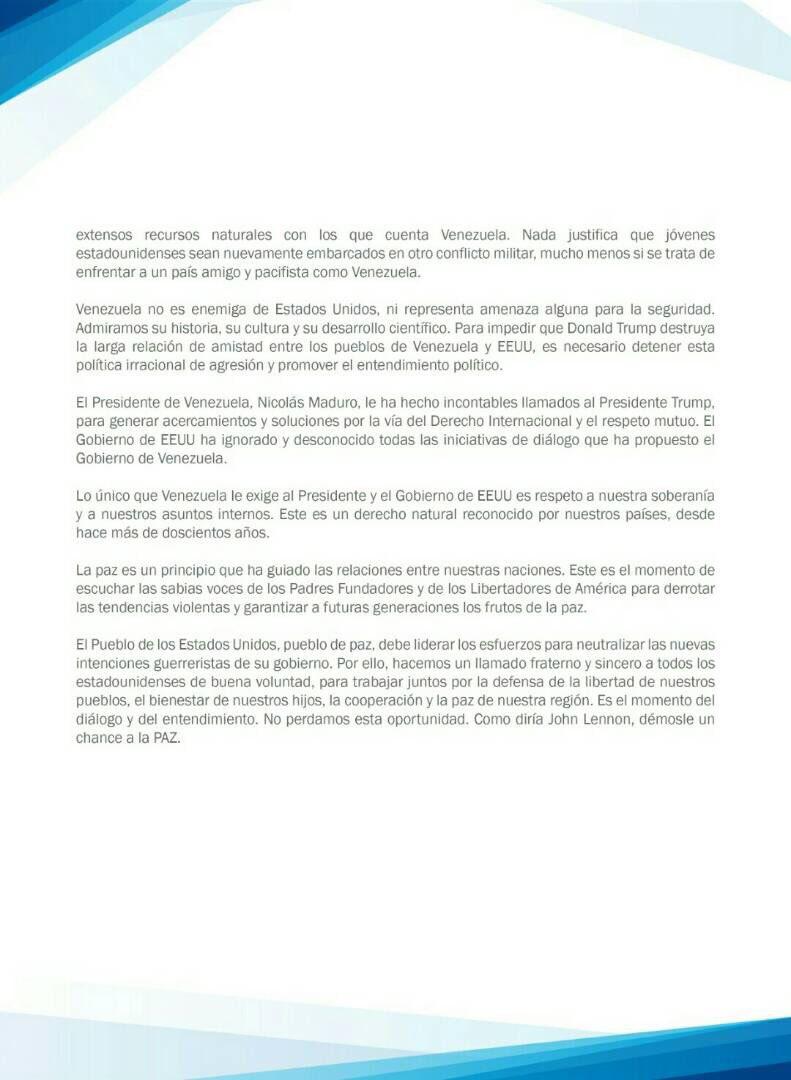 Agresión estadounidense a Venezuela - Página 7 DJC-MkxWAAA7chm