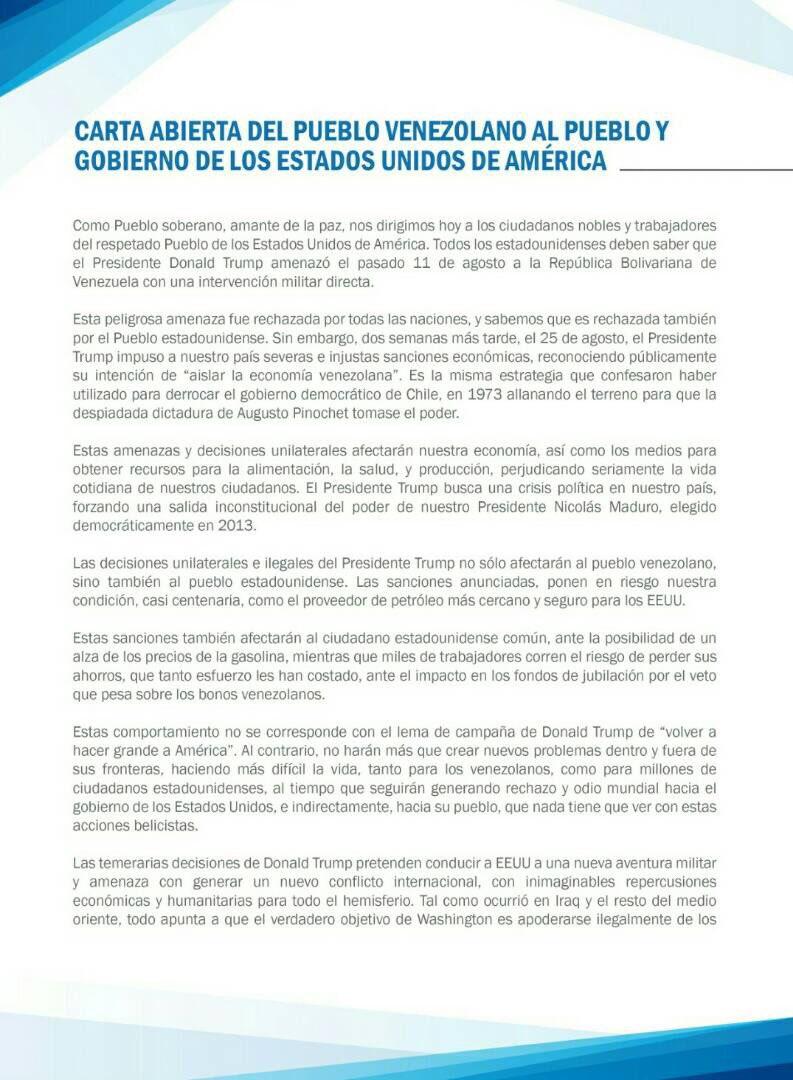Agresión estadounidense a Venezuela - Página 7 DJC-MlxXgAA4Uaz