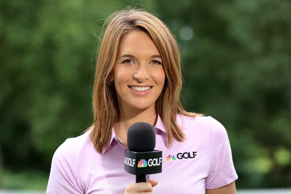 """Cara Banks Golf Channel >> Golf Hall of Fame on Twitter: """"Excited to announce that @GolfChannel's Cara Robinson will host ..."""