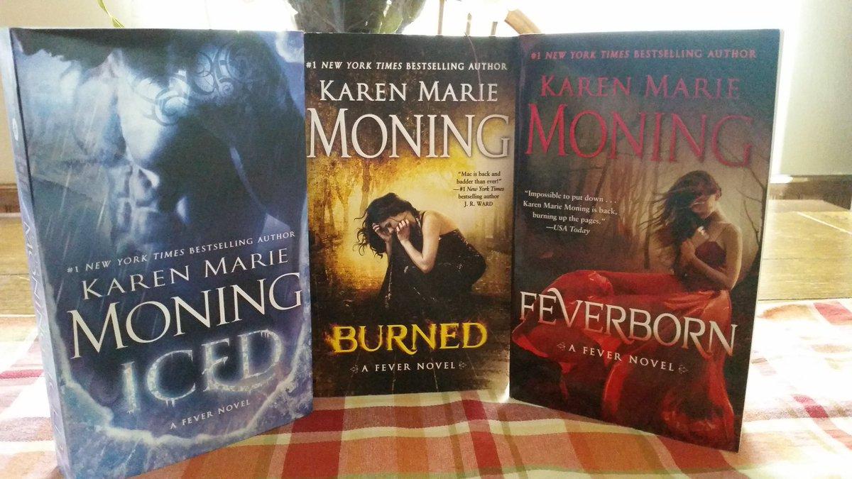 Karen Marie Moning Karenmmoning Twitter