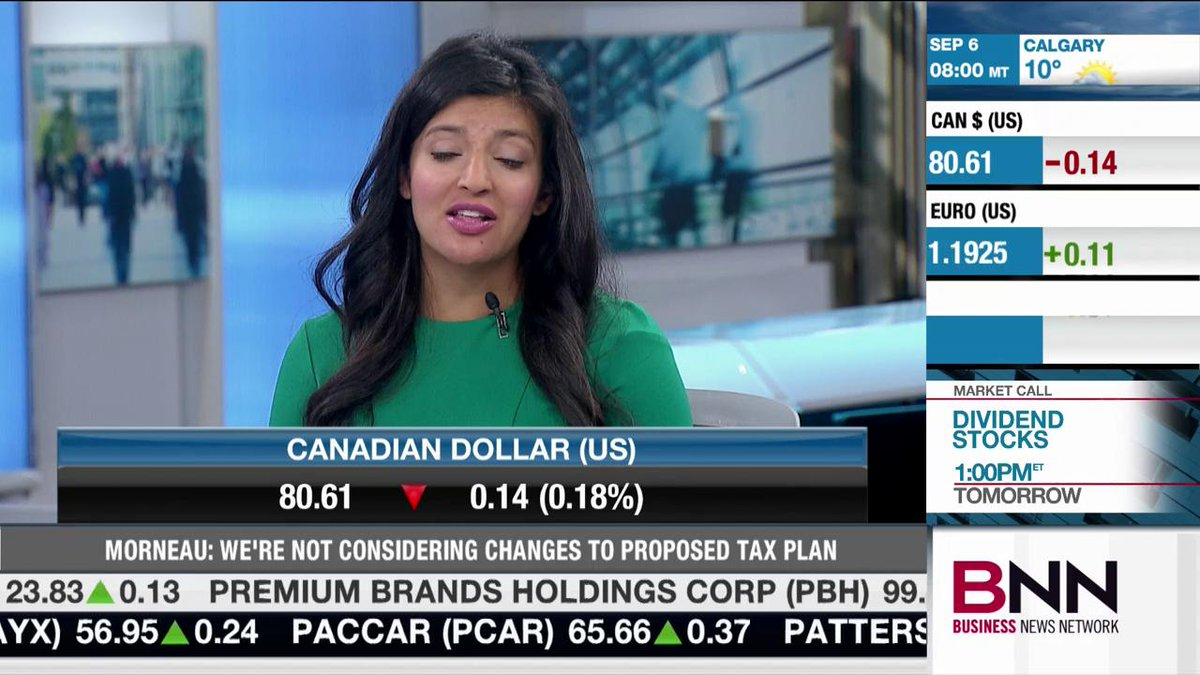 Breaking: Canadian dollar spikes toward 82 cents U.S. as Bank of Canada raises key rate to 1.0% https://t.co/cWeWqYvmIO