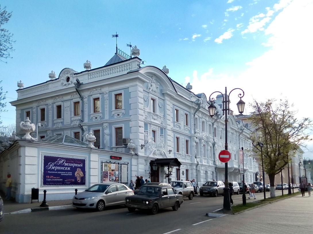 Нижний новгород гостиница цены