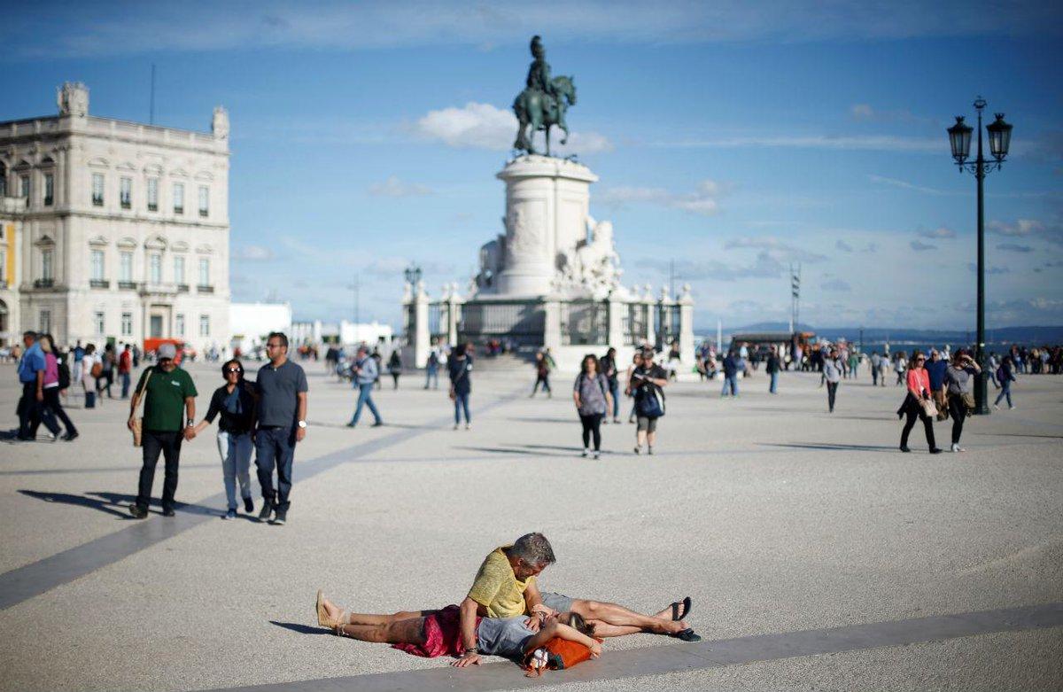Portugal, o melhor da Europa e 5º melhor do mundo para trabalhar e viver https://t.co/6XXUnyEMdc
