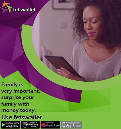 Use The Fetswallet Mobile To Send