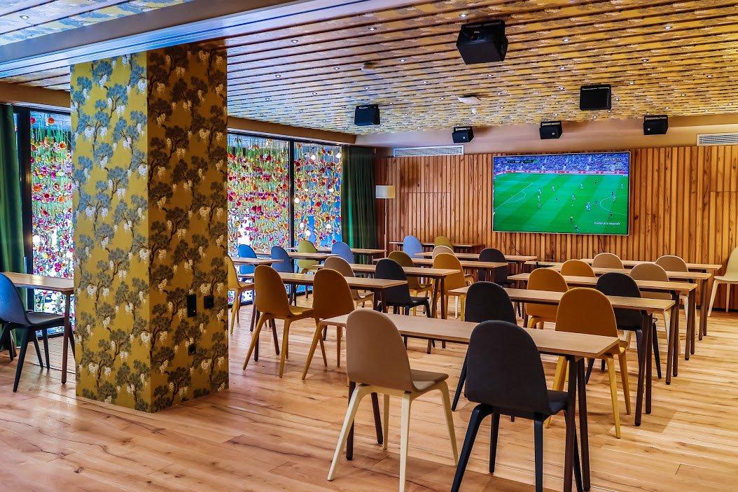 Messinin Barselonada açdığı yeni restoran (qalereya)