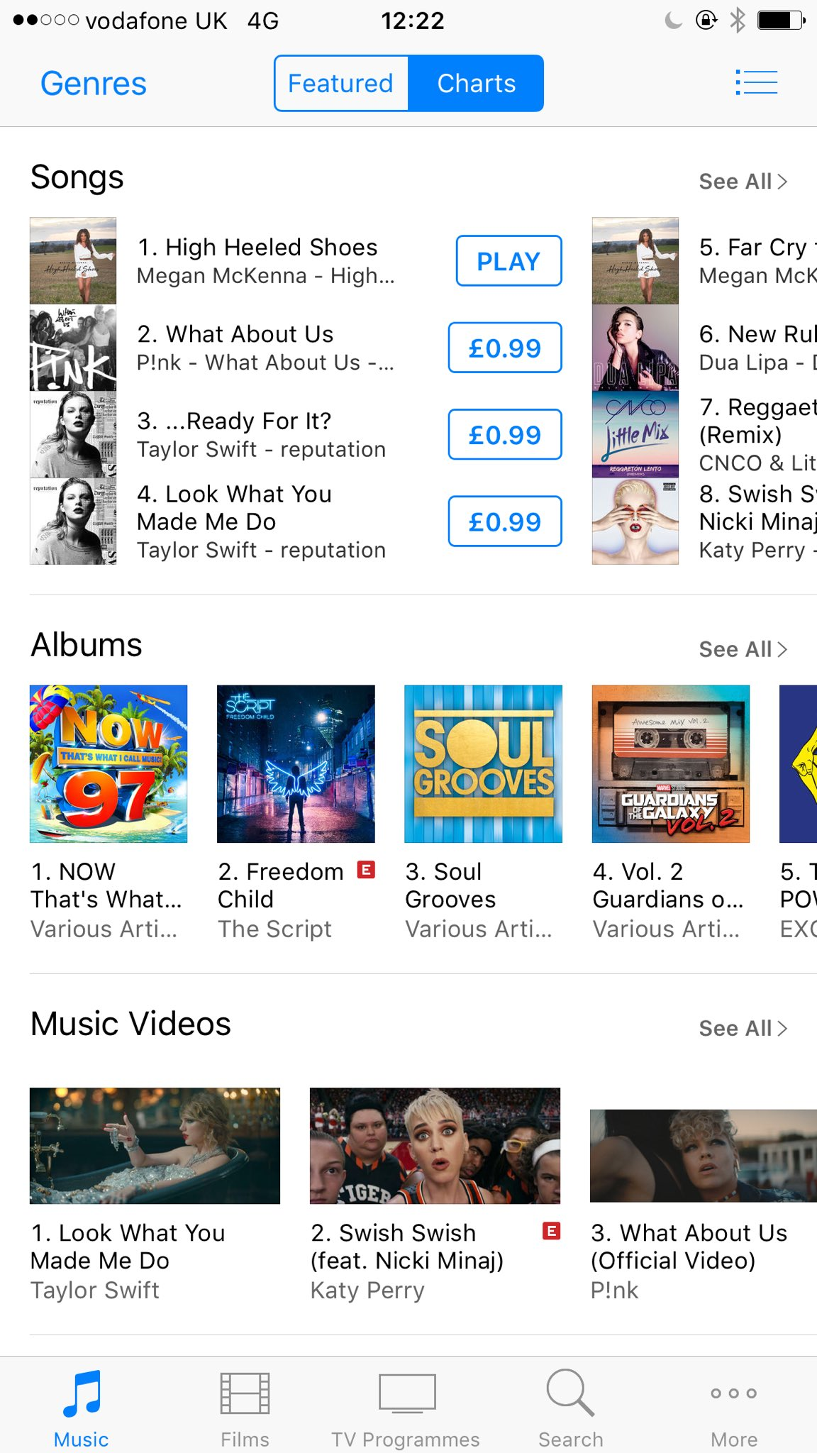 RT @P_Wicks01: She's only gone and done it!! @Megan_Mckenna_  #Number1 ❤️❤️❤️❤️❤️❤️❤️❤️ https://t.co/fQBHc2vNKP