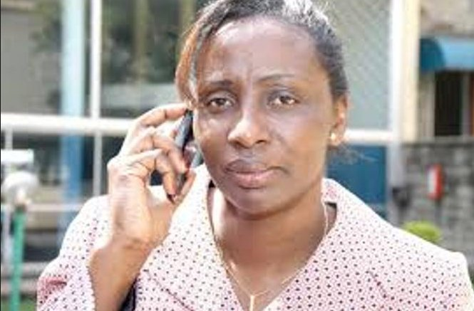 Beatrice Elachi  elected Speaker Nairobi County Assembly https://t.co/HYXrDxZw1h