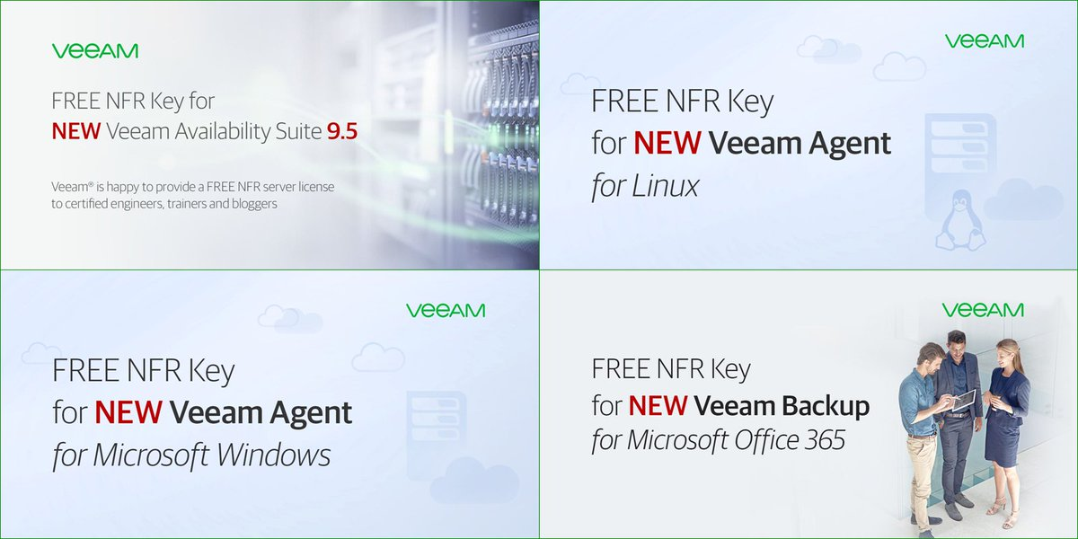 veeam backup free license key