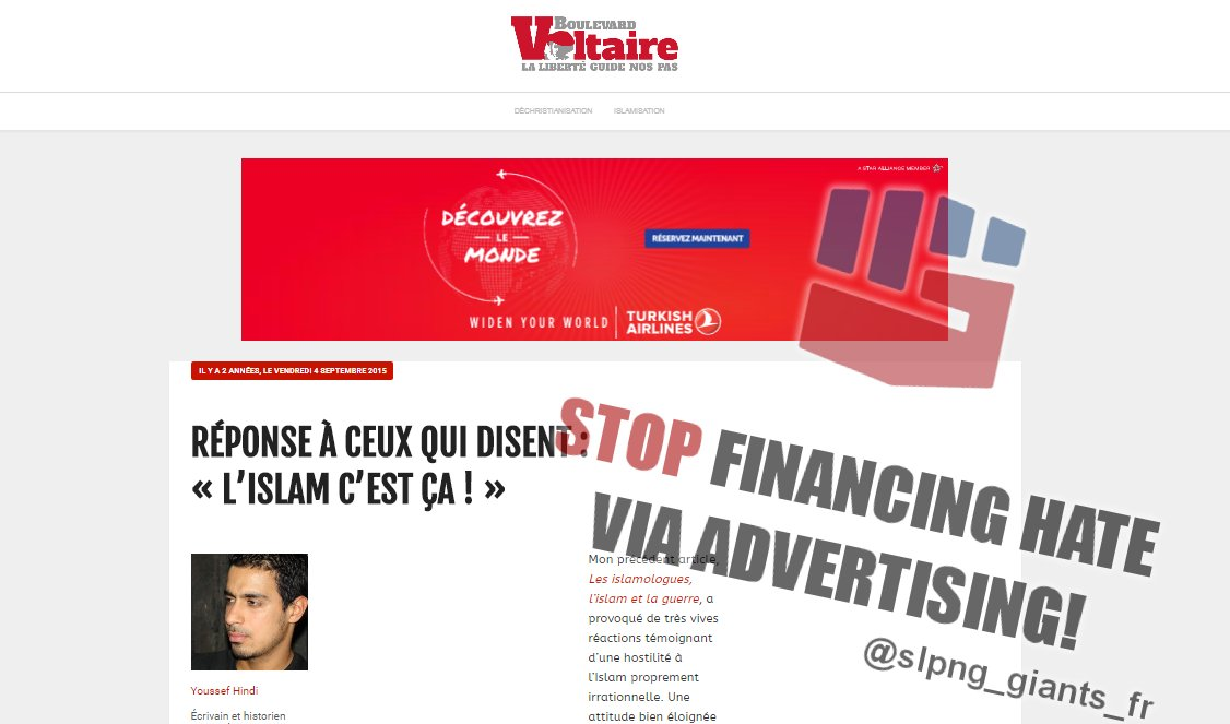 #bvoltaire - Twitter Search