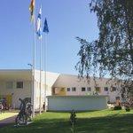 Torkinmäen koulun vihkiäisiä vietettiin tämän viikon maanantaina. ✨ #torkinmäenkoulu #LINJAarkkitehdit #schoolarchitecture #kokkola