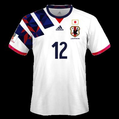 サッカー日本代表ユニフォーム|adidas(アディダ …
