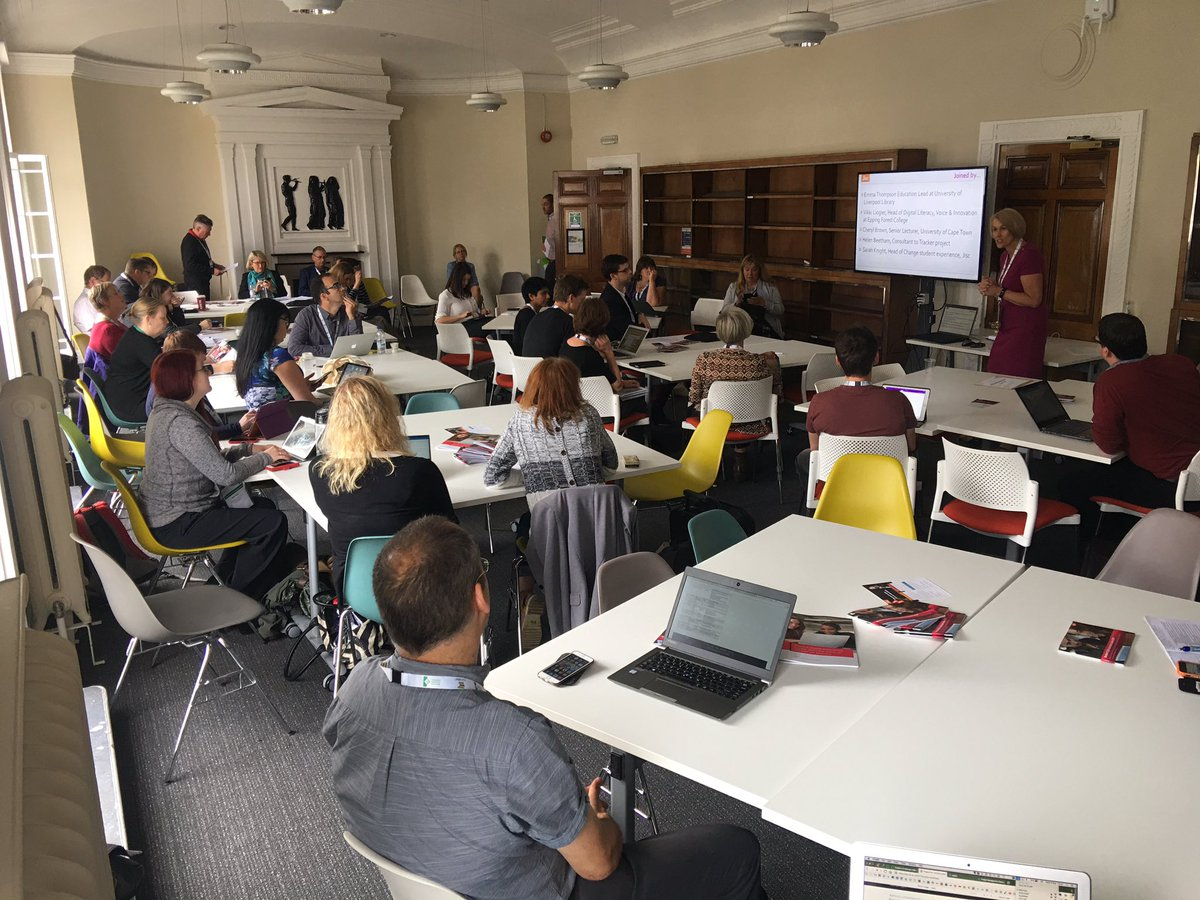 Full room for the #Intelligentcampus session at #altc https://t.co/cdGxrjWrGm
